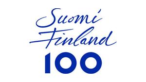Skiing Across Finland Logo